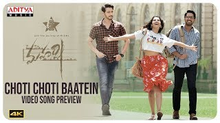 Choti Choti Baatein Video Song Preview | Maharshi