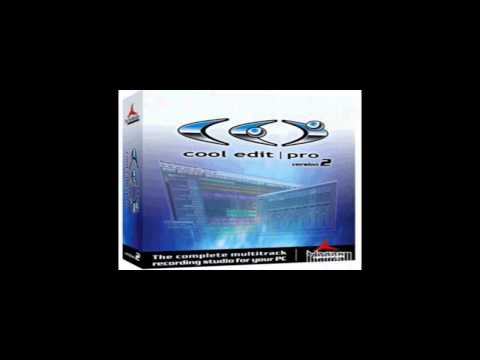 CoolEdit Pro 2.1 (How to for Studio Quality Sound) Cool Edit Pro - Proffesional Studio Quality