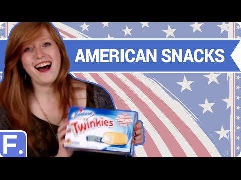 Irish People Taste American Snacks