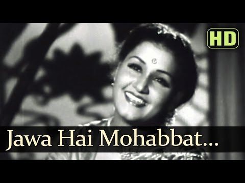Jawan Hai Mohabbat Haseen - Noor Jehan - Anmol Ghadi - Bollywood Songs