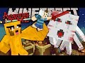 Minecraft: Adventure Time - Ur-Ghast Boss Busters - Trapped in Twilight Forest! - Episode 13
