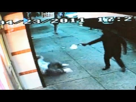 Killer Caught On Camera - New York Post