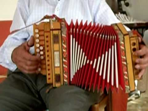 Tarantella Saltarella  - Diatonic accordion organetto