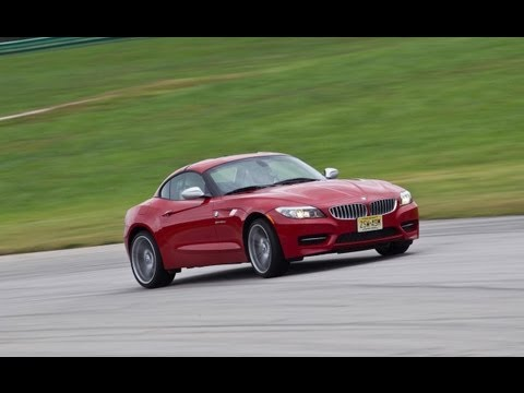 2012 BMW Z4 sDrive35is - Lightning Lap 2012 - CAR and DRIVER