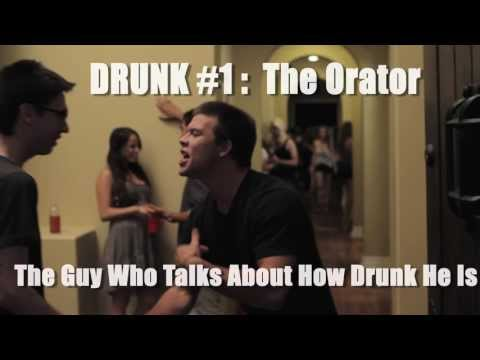 ABOS - Types of Drunks