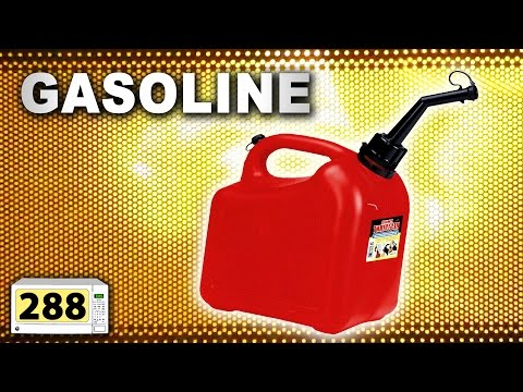 Is It A Good Idea To Microwave Gasoline?