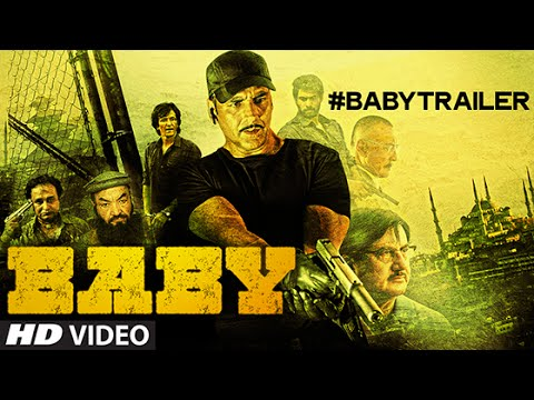Exclusive: 'BABY' Official Trailer | Akshay Kumar | T-Series
