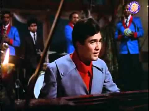 Pyar Deewana Hota Hai   Rajesh Khanna   Asha Parekh   Kati Patang   YouTube