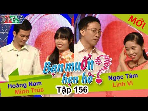 BẠN MUỐN HẸN HÒ – Tập 156 | Hoàng Nam – Minh Trúc | Ngọc Tâm – Linh Vi | 04/04/2016
