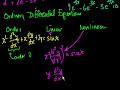 Фрагмент с конца видео - What is a differential equation