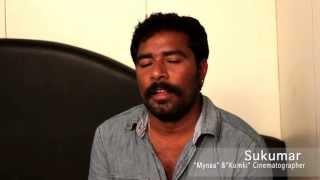 Kumki Cameraman Sukumar's reaction to Nedunchalai