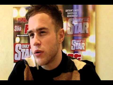 The X Factor - Olly Murs: Thinking Of Me and X Factor 2010