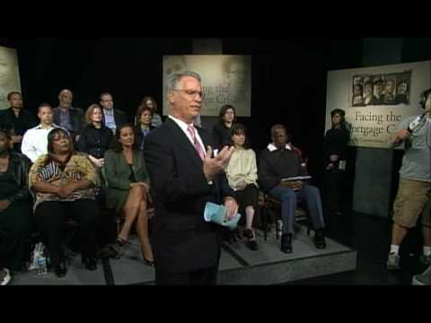 Facing the Mortgage Crisis | Program | 9/15/09