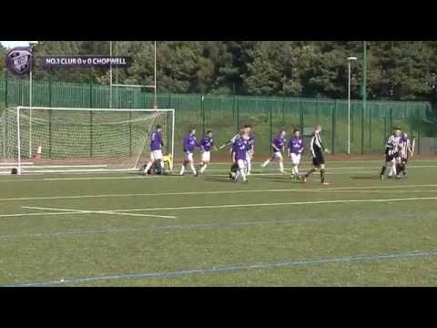 No.1 Club v Chopwell (Consett Sunday League Highlights)