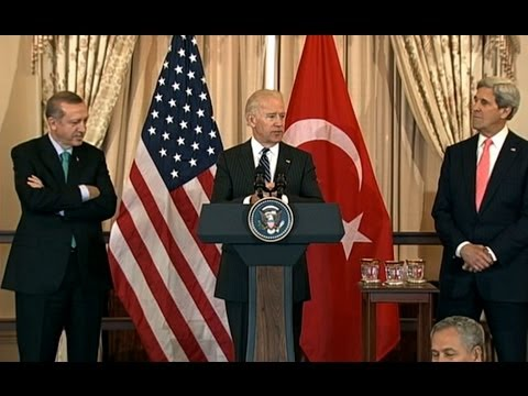 State Department Lunch Honoring Prime Minister Erdogan of Turkey  (white house)