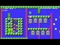 Фрагмент с конца видео Super Mario Maker - 100 Mario Challenge #165 (Expert Difficulty)