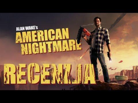 [PC/X360] Alan Wake's American Nightmare Recenzja gry poster