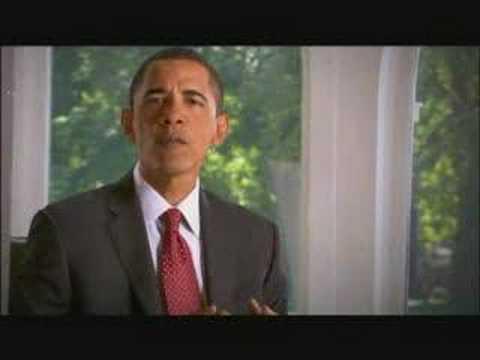 Barack Obama Ad - Mother