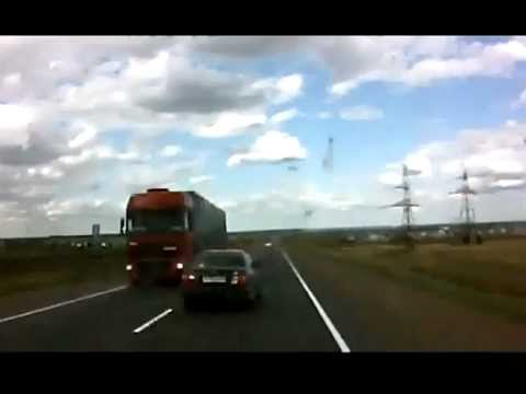 Overtaking Crash