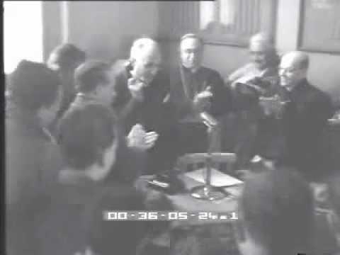 Telefoni in Molise, 13 gennaio 1950