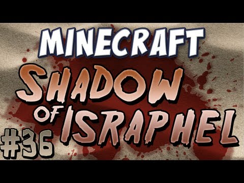 "Minecraft - ""Shadow of Israphel"" Part 36: The Last Letter"
