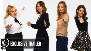How to be Single Official Trailer #2 With Exclusive Intro the Stars -- Regal Cinemas [HD]