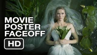 Movieclips Poster Face Off - Melancholia - Kirsten Dunst New Film
