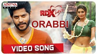 ORabbi Video Song || RDXLove Songs