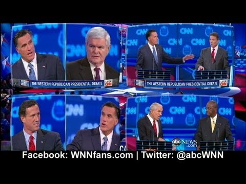 GOP Debate in 60 Seconds