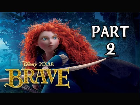 Brave Walkthrough - Part 2 I AM THE BEAR! Let's Play PS3 XBOX PC