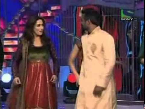 Madhuri Dixit Dancing on Aali Re on Jhalak Dikhla ja