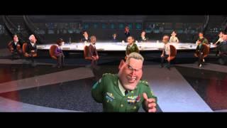 Monsters Vs Aliens - Trailer (1080p)