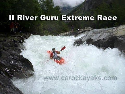 Kayak Extremo: II River Guru Extreme Race