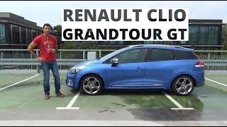 Renault Clio Grandtour GT 1.2 TCe 120 EDC, 2014 - test AutoCentrum.pl