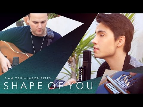Shape of You (Ed Sheeran Cover) [Feat. Jason Pitts]