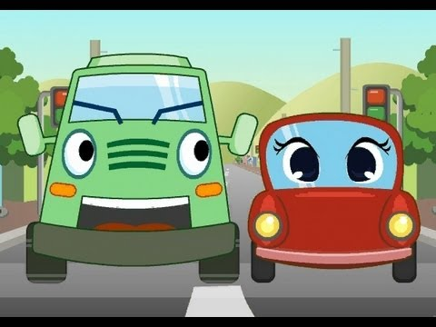 Wheels On The Bus  | nursery rhymes & children songs with lyrics | muffin songs