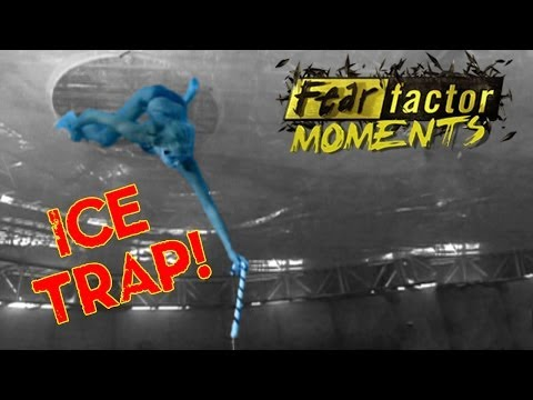 Fear Factor Moments | Trapped Under Ice