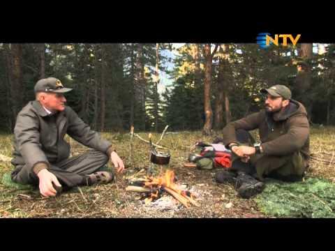 Doğada Tek Başına - Dağ Evi 1 Bölüm (08 02 2012)