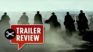 Instant Trailer Review - The Lone Ranger NEW TRAILER (2013) - Johnny Depp Movie HD