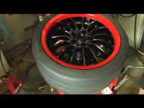 gmp & bf goodrich GTI performance tires video