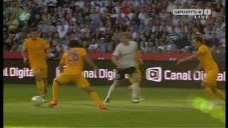 Highlights video of Ρονζεμποργκ-ΑΠΟΕΛ 2-1 (27/07/2016)