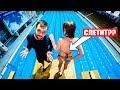 КУПАЛЬНИК СЛЕТИТ  Маша Маева и прыжки в воду с разных высот