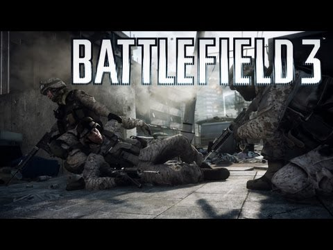 Battlefield 3 - Rock &amp; Rojo z Widzami #1
