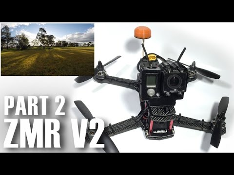 ZMR250 V2 Mini Quad - ARF Kit - Build - Maiden Flight - Part 2 - UCOT48Yf56XBpT5WitpnFVrQ