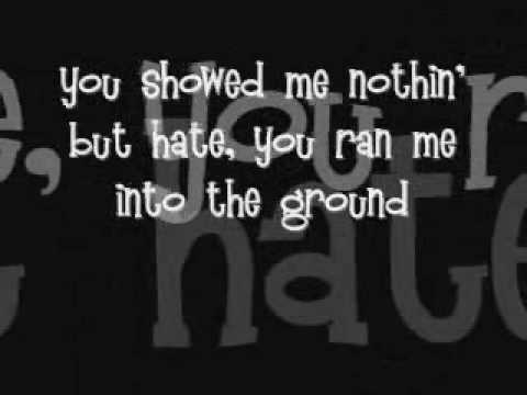 No Love - Eminem feat. Lil' Wayne Lyrics