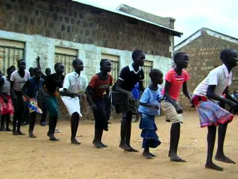 Mega Independent Association South Sudan - Acholi Cultural Dances