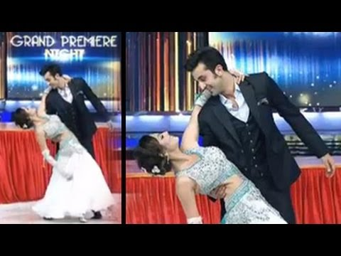Jhalak Dikhla Jaa 6 - Madhubala & Ranbir Kapoor's ROMANTIC DANCE - MUST WATCH