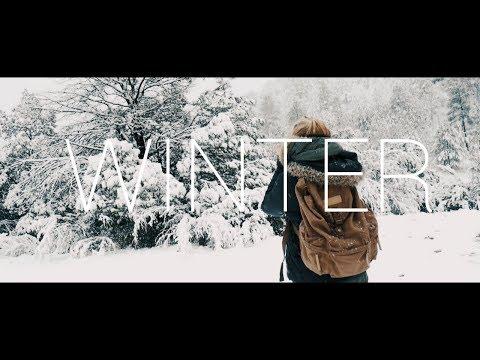 WINTER IN THE MOUNTAINS (4K) // Panasonic G7 and GoPro HERO6