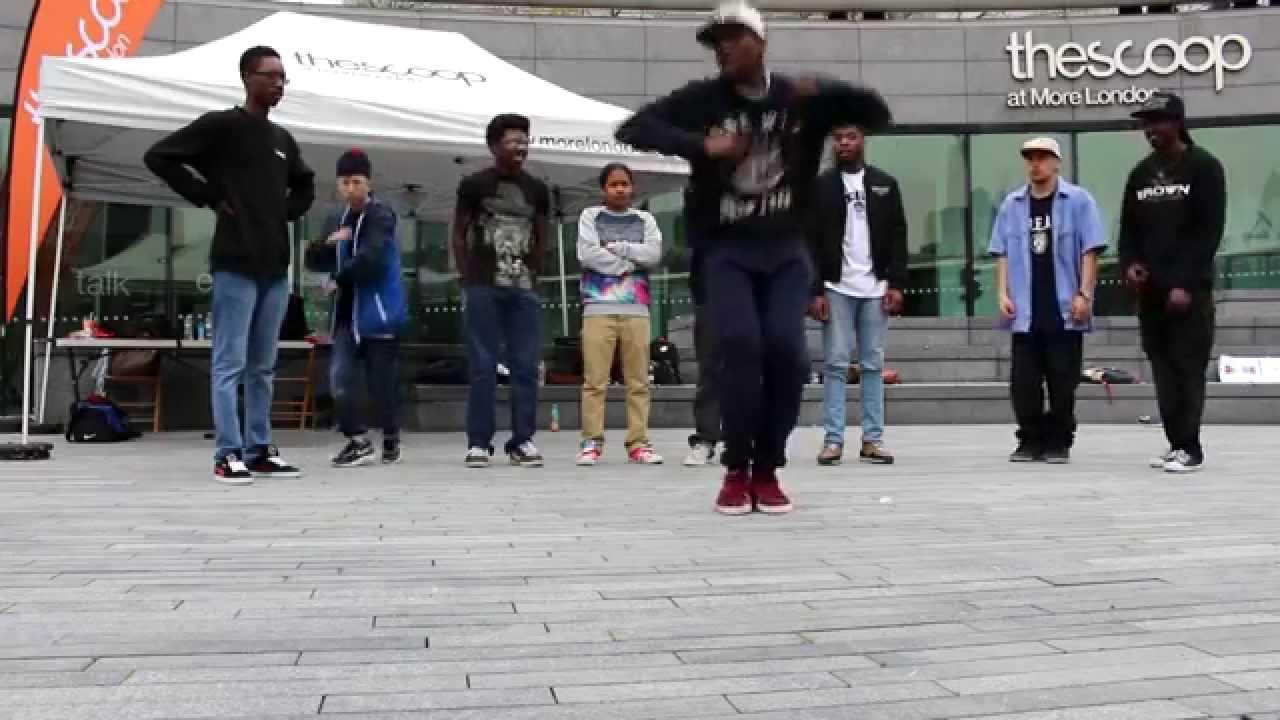 Dance for Philippines C-Walk Meetup 2014 LONDON