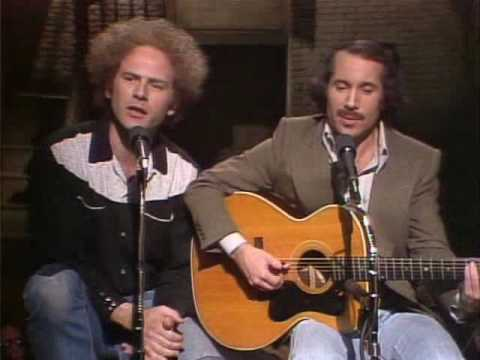 Simon And Garfunkel - The Boxer (Live)